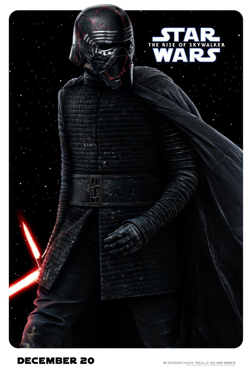 Star Wars 9 Kylo Ren